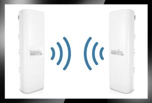 Long Range WiFi-apparatuur