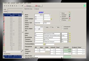 P2E voor de verwerking van Pfister weegdata tot Exact data.